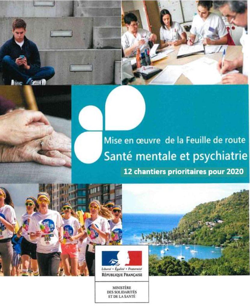 Feuille de route « santé mentale et psychiatrie » 2020