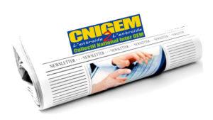 Lettre de diffusion du CNIGEM de juin 2021