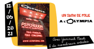 Read more about the article 12 juin 2021 : Le Psychodon approche !