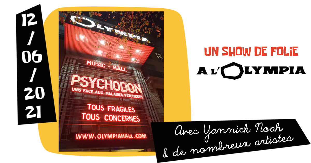You are currently viewing 12 juin 2021 : Le Psychodon approche !